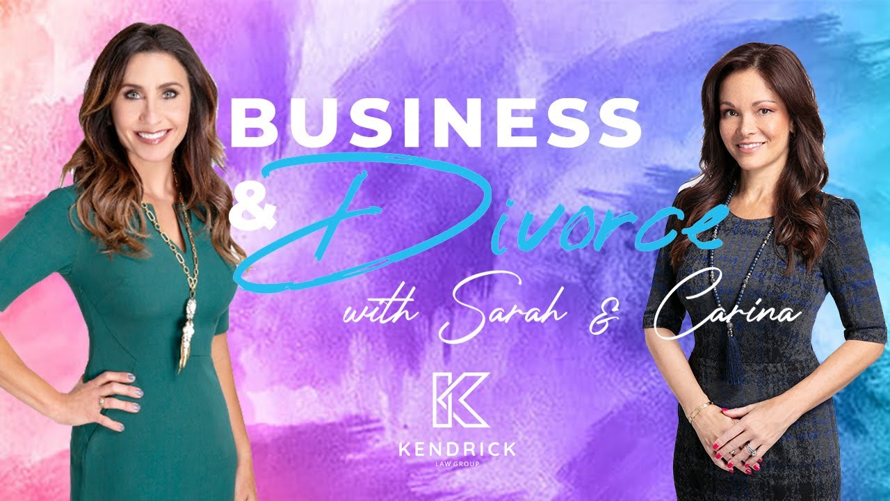 Business & Divorce   What you need to know
