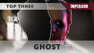 GHOST | INTERVIEW [TOP THREE]