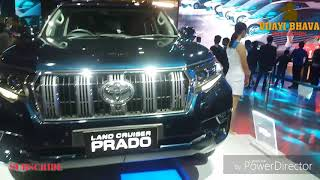 Toyota Landcruiser Prado 2018 | best review