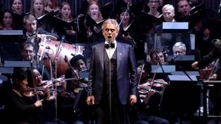 Andrea Bocelli U.S. Tour 2017 - Advance Sale Info