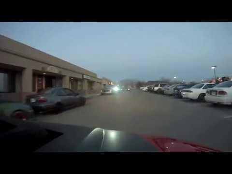 Wichita Kansas Car Cruise