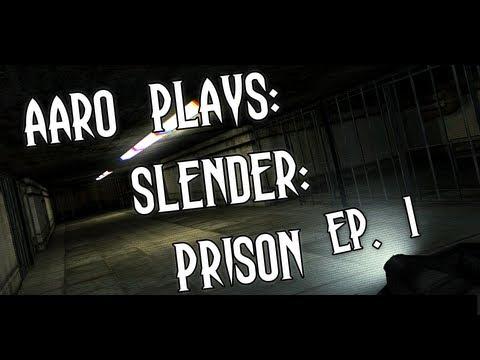 Slender Prison  w/ Reactions & Facecam BRAND NEW