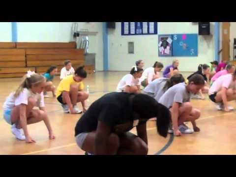 Broad Creek Middle School Tryout Dance