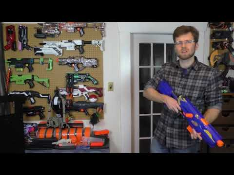 Nerf Goodwill Hunting: December Local 2017