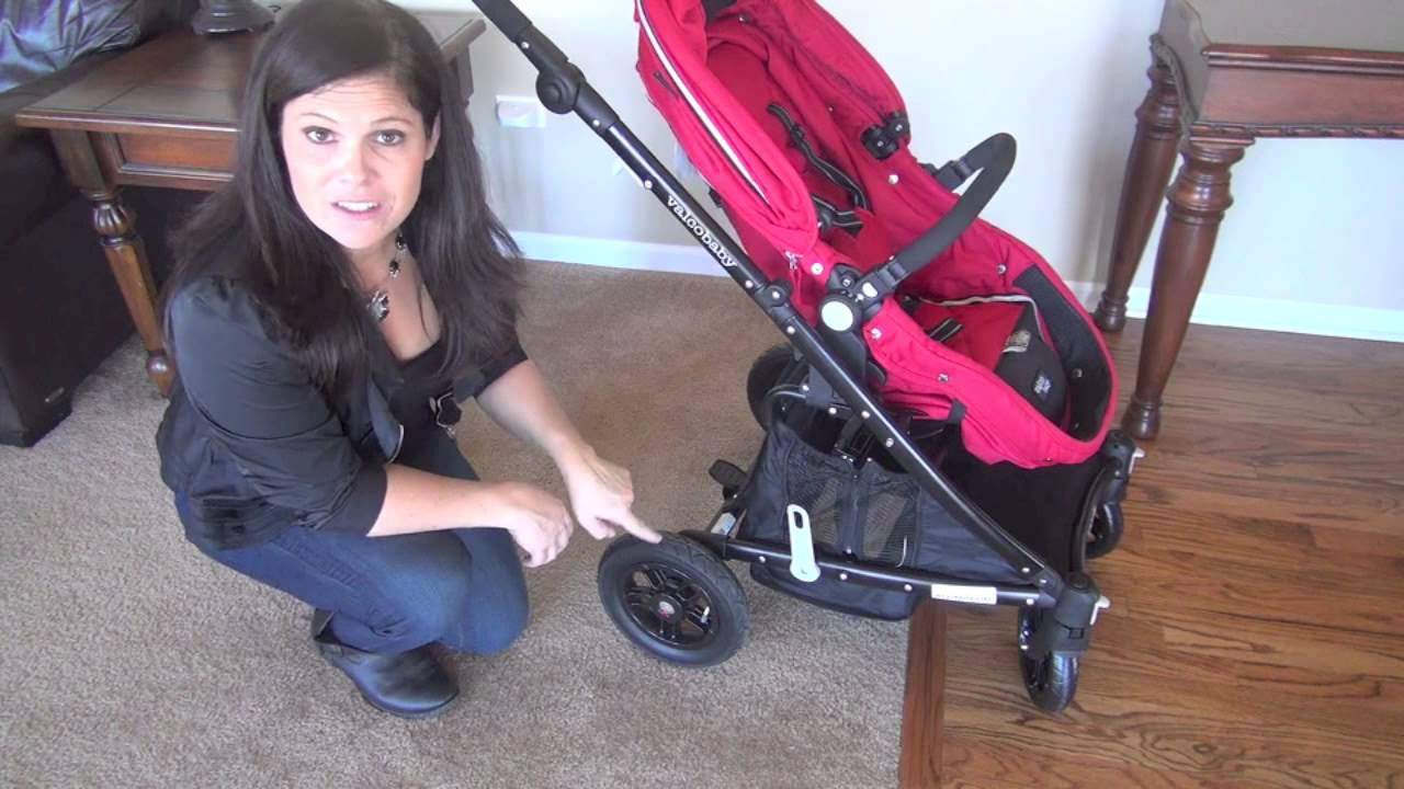 Valco Baby Joey Toddler Seat for the Zee Two - Baby Gizmo - YouTube