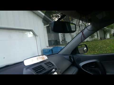 Gentex 453 DIY install (2011 Toyota Rav4)