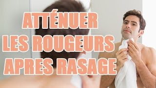 Rasage barbe : Atténuer les irritations, rougeurs et saignements