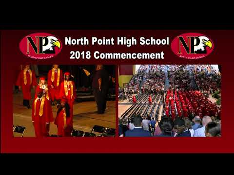 2018 North Point High School Commencement