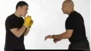 التمايل - اساسيات الملاكمة