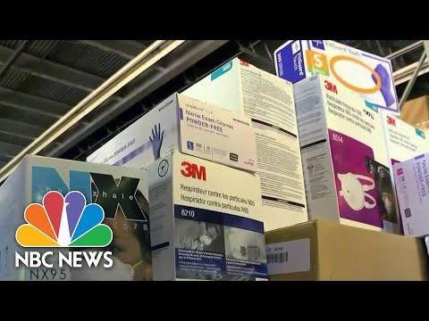 Online Scams Target Coronavirus-Related Items | NBC Nightly News