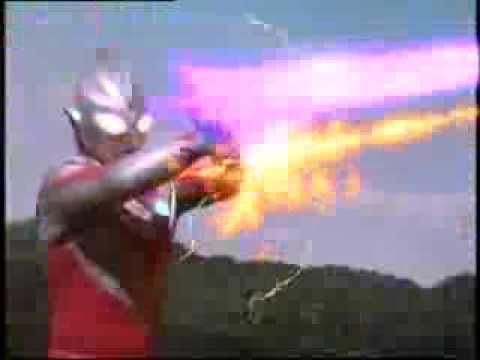 Ultraman Tiga English Opening (FoxBox 2002)