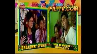Jose Manalo As Willie Revillame Again On Eat Bulaga