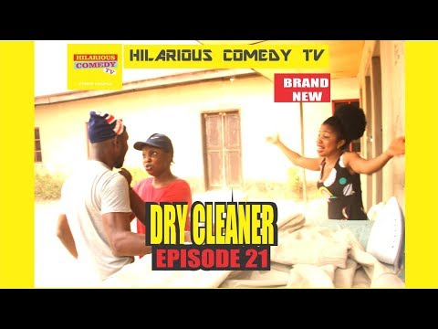 DRY CLEANER ( HILARIOUS COMEDY TV ) LAUNDRY ( EPISODE 21)