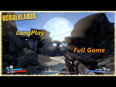 Borderlands GOTY Enhanced Edition - Longplay Full Game (Pc) Walkthrough (No Commentary)