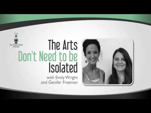 The Arts Don't Need To Be Isolated