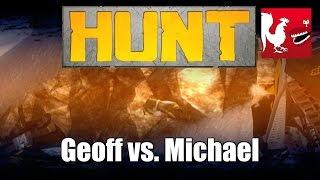 Achievement HUNT #72: Rematch Hunt - Geoff vs. Michael | Rooster Teeth