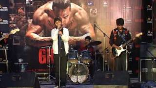 """Faridkot Band Live at Tata Indicom """"Dil Ki Awaaz"""" platform,one of the best Event managed by Thyme."""