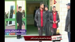إيهاب الخطيب: حارس مرمى النادى الأهلى يرحل فى نهاية الموسم