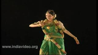 Andal Kouthuvam  Bharatanatyam  DVD  Invis Multimedia