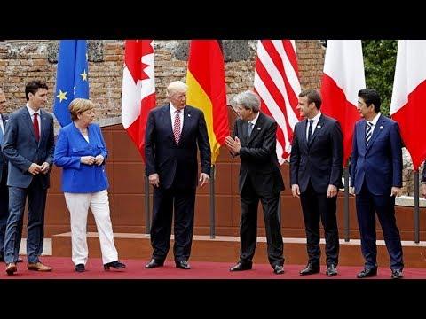Вернется ли Россия в большую восьмерку G8?