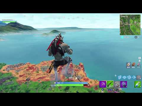 Low Gravity Custom Playground REMOVED from Fortnite..