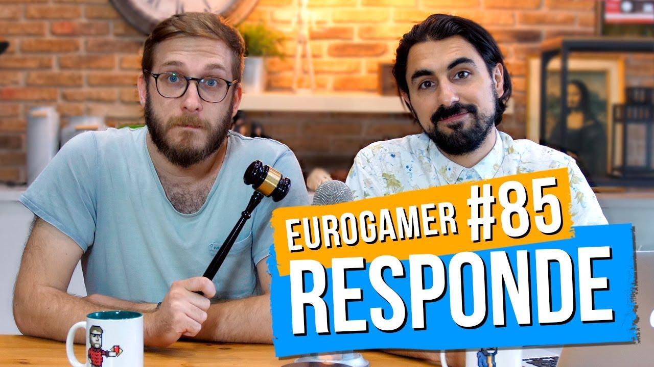 Eurogamer Responde #85: Cyberpunk 2077, Uncharted, Battlefield V...