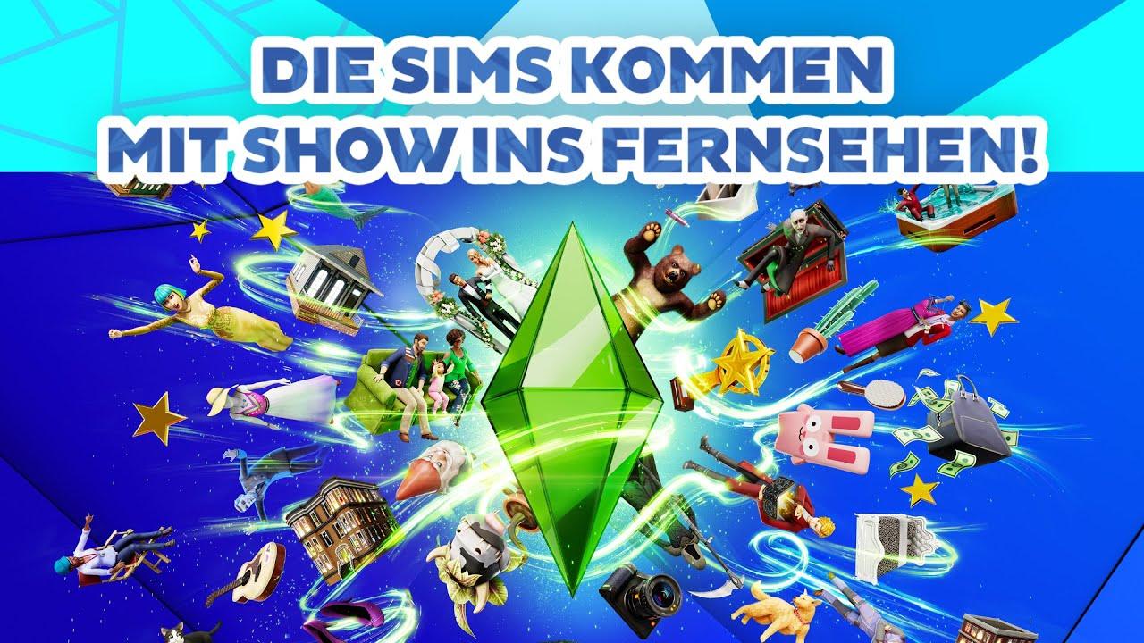 Die Sims startet mit neuer TV-SHOW!   Short-News   sims-blog.de