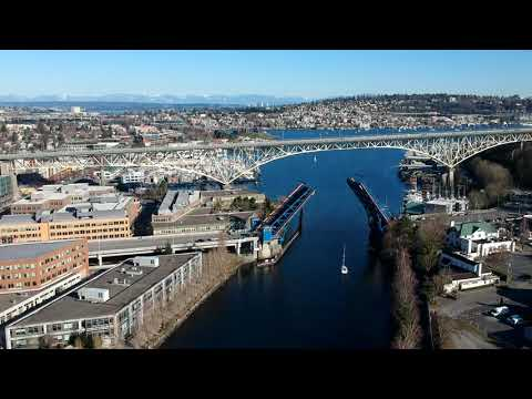 Seattle - Fremont Bridge