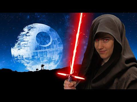 I Channeled My Inner Kylo Ren.. &  Was UNSTOPPABLE!