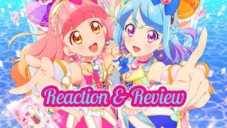 Aikatsu Friends: ~Kagayaki No Jewel~ (アイカツフレンズ! Aikatsu Furenzu!) Episode 56 Reaction & Review