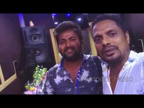Damodar Raao & Ritesh Pandey Live Studio Recording