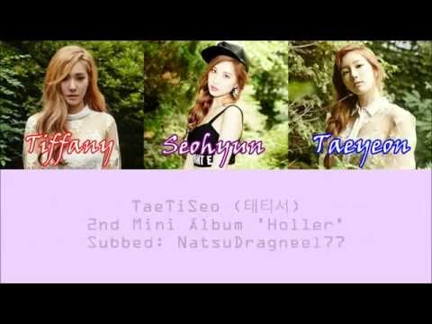 TTS (TaeTiSeo) - Only U [Sub. Español + Hangul + Rom] Color & Picture Coded