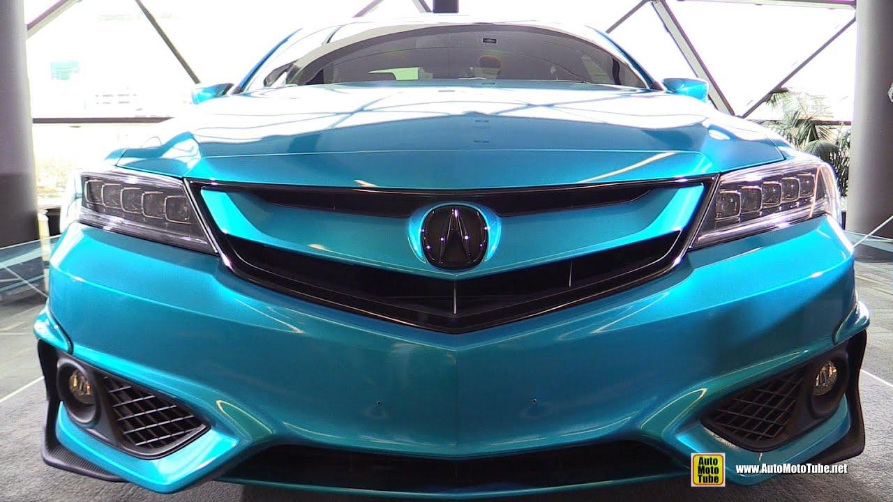 2016 Acura ILX Custom Tuner Edition