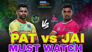 JAI vs PAT and BEN vs BLR Dream11 team - Kabaddi both match