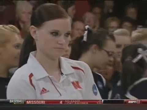 2010 NCAA Womens Collegiate Bowling Championship: Game 7: Nebraska vs FDU part 1