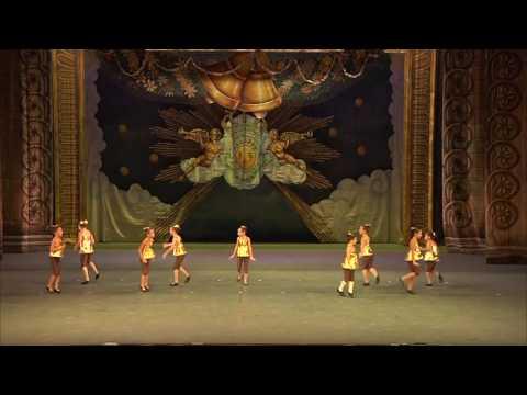 Instituto San Roberto 2015 Danza Sab 2