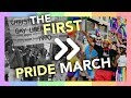 What Happened AFTER Stonewall - The First Pride March