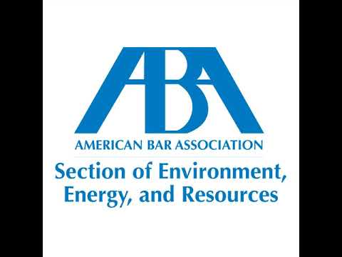 ABA Section of Environment, Energy, and Resources 25th Fall Conference Preview