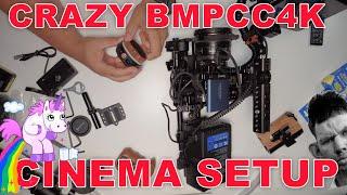#BMPCC4K SetUp Что нужно докупить к #BM Моя оптимальная сборка для съемки. Shoot on #SonyRX0ii
