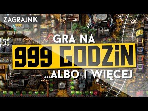 Gra na 999 GODZIN - Factorio