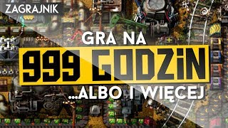 Gra na 1000 GODZIN - Factorio