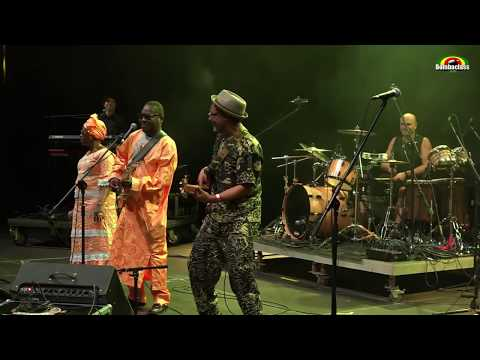"Amadou & Mariam ""Africa"" Live @ WrocLove Fest. 2016 ""Noc Świętojańska"""