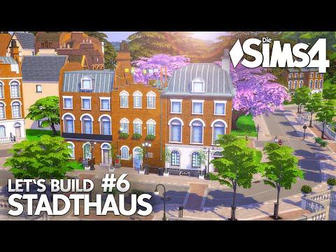 die-sims-4-stadthaus-bauen-+-einrichten- -let's-build-#6-🏙-gothic-girl-wg-zimmer