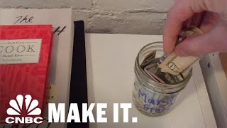 Cash Diet: How One New Yorker Saved $1,000 On A Strict Weekly Budget | Week 8 | CNBC Make It.