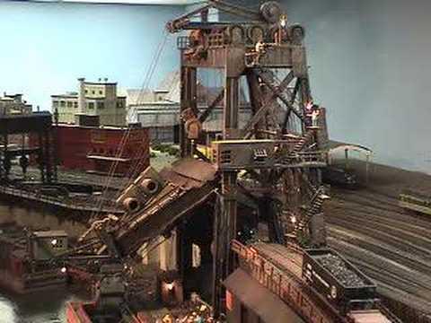 McMyler Coal Dumper – As seen in Railroad Model Craftsman