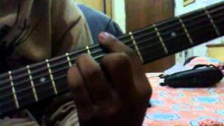 tutorial of jaane kaise (raqeeb) by ankur