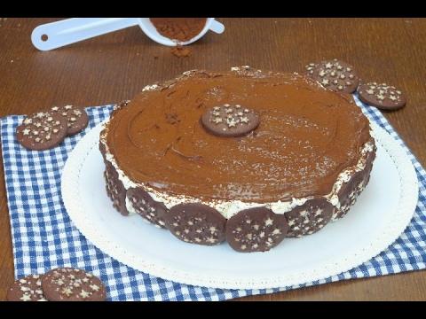 Torta Di Biscotti Verticale Il Dessert Originale Che Stupirà Tutti