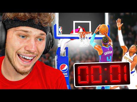 Buzzer Beater For The WIN?! - NBA 2K21 No Money Spent #12