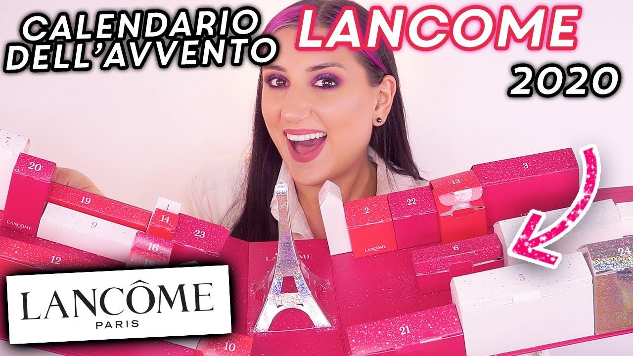 CALENDARIO DELL'AVVENTO LANCOME 2020 🎁