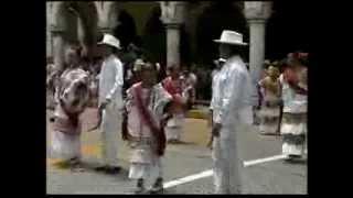 Jarana en Mérida Yucatán (El chinito koy koy)